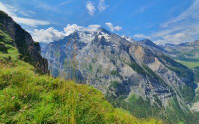 Tag 2 – 1545hm – Doldenhornhütte und Fisialp
