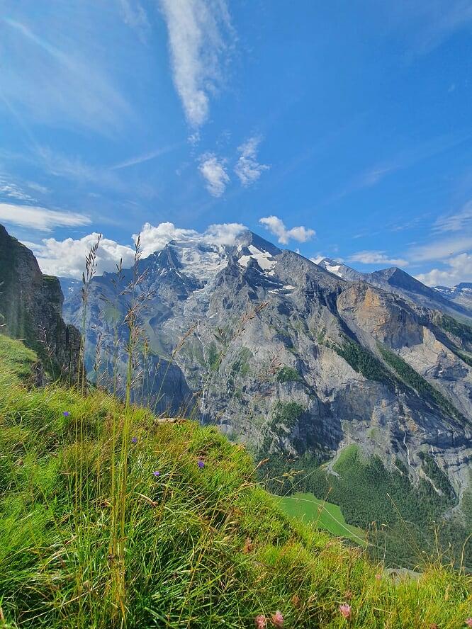 Tag 2 - 1545hm – Doldenhornhütte und Fisialp