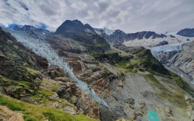 Tag 25 – 2303hm – Schreckhornhütte