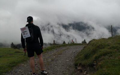 Tag 4 – 687hm – Regen und Nebel