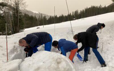 Lawinenkurs mit Mountain4Life Member in Adelboden