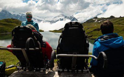 Procap Wanderung in Grindelwald