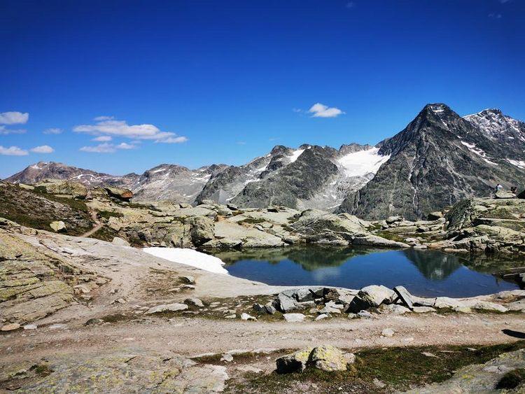 Mountain4Life - Projekt 2021